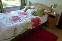 Bedroom 2 (Ground floor - Kingsize bed with ensuite wetroom)