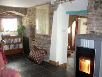 Lounge through to entrance