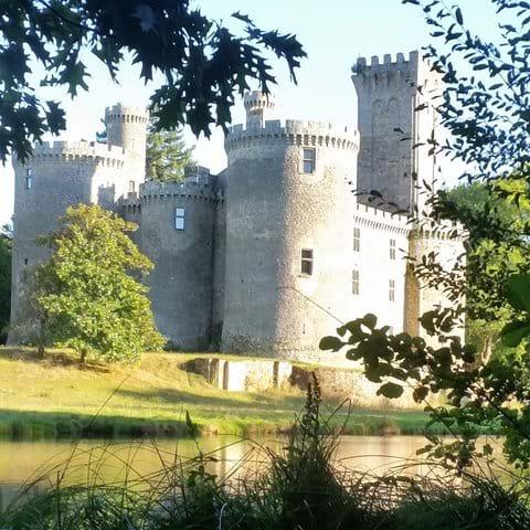 Dounazac Castle, where Richard the Lionheart drew his last breath