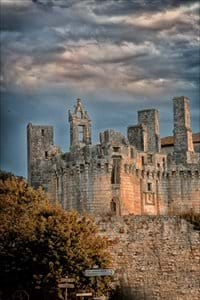 Many castles and Chateauxs to visit