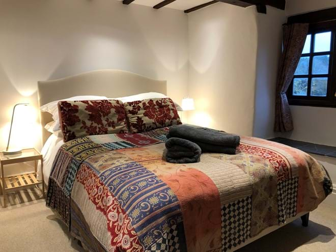 King size bedroom no.1