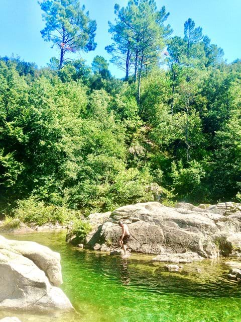 swimming cevennes