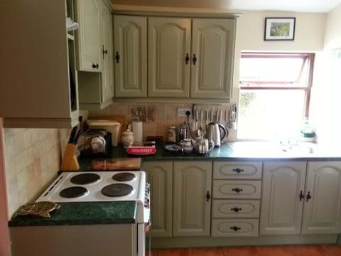 Our kitchen is equipped to ensure you have everything you need for an enjoyable stay.