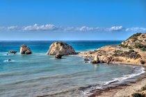 Petra tou Romiou or Aphrodite's Rock