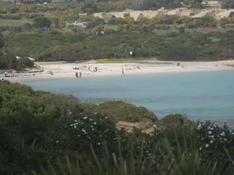 Lazzareto beach