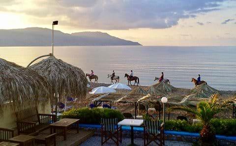 Ride Horses on Kalyvaki Beach, Georgioupolis