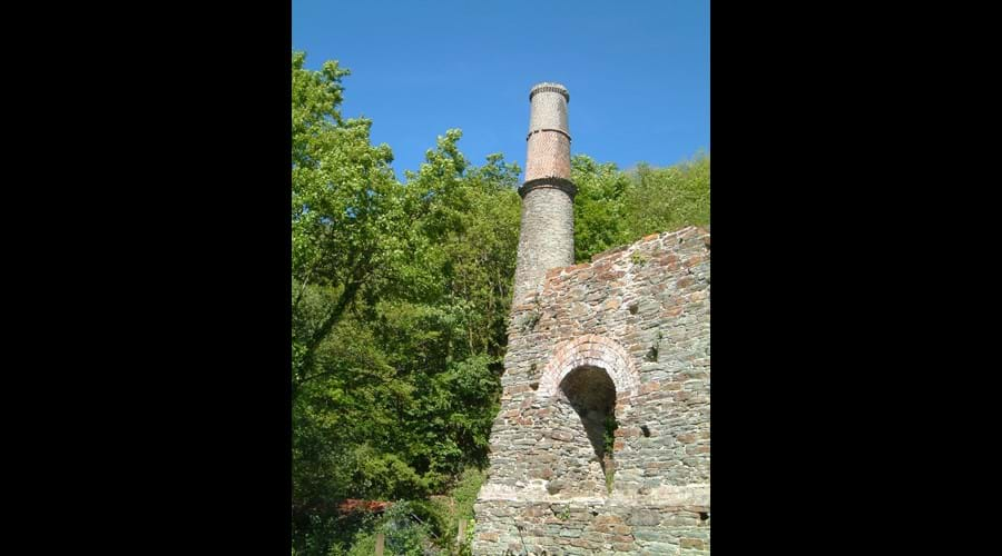 The Pumping Engine House following stabilisation works