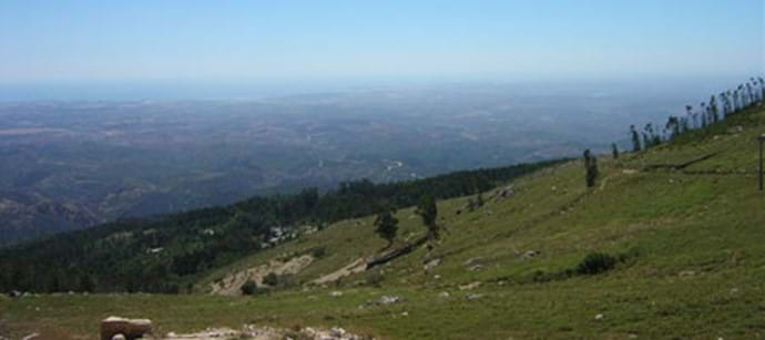 Views from Foia Serra da Monchique