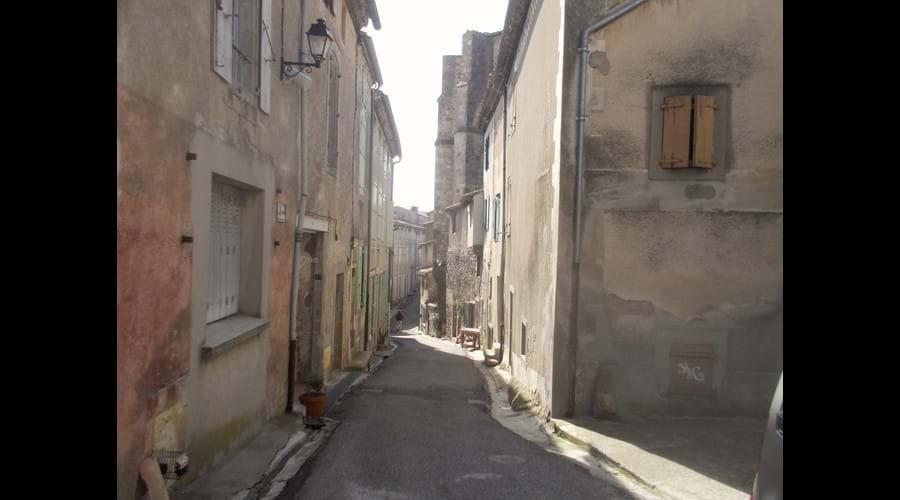 Rue de la Mairie, Montolieu