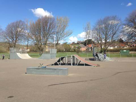 King Georges skate park