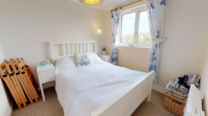 Cornish Chalet Holidays Lynfield Bedroom 2