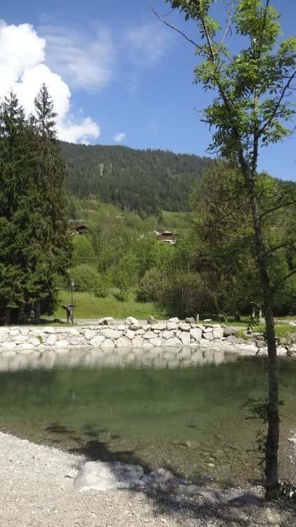 Lake at Seytroux