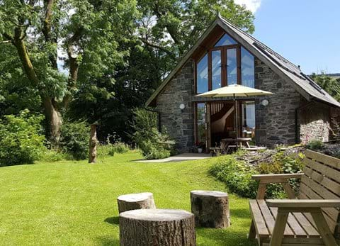Ysgubor Holiday Cottage, sleeps 6 plus Cot