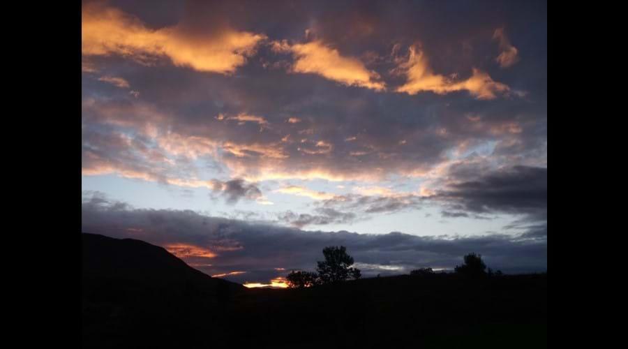 Sunrise in Summer