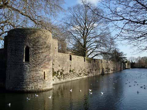 The moated Bishop