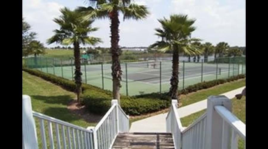 Tennis Courts - 5 mins walk; 4 tennis rackets provided