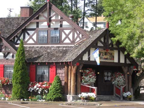 The Bigfork Inn in the Bigfork Village