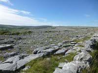 The fascinating Burren landscape