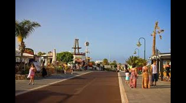 Main Town Costa Teguise