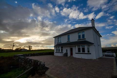 Sunset at Lagavulin Excise House