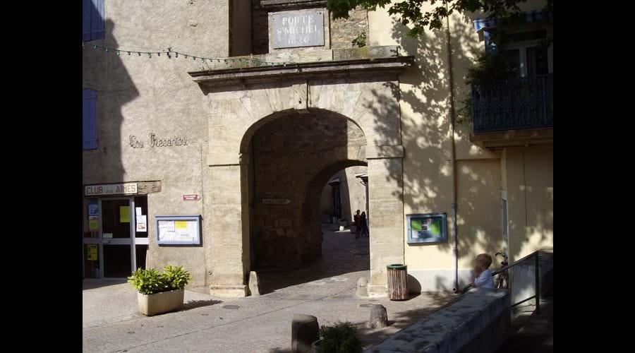 Bize-Minervois - Porte St. Michel