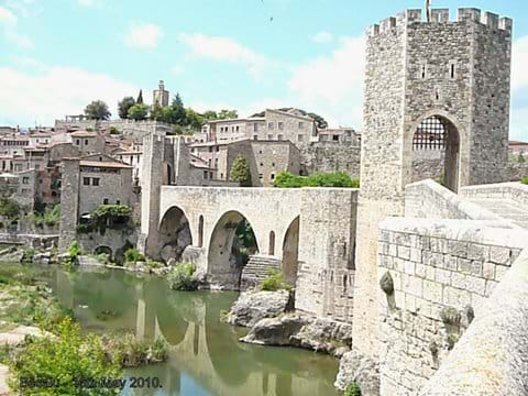 Medieval Village of Besalu.