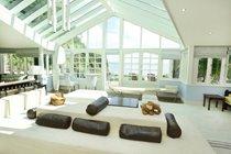 Sky Room overlooking the beach