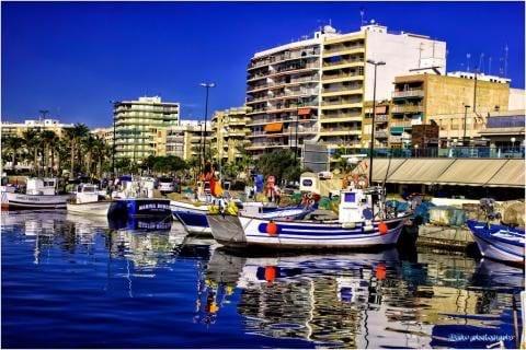 Santa Pola Harbour
