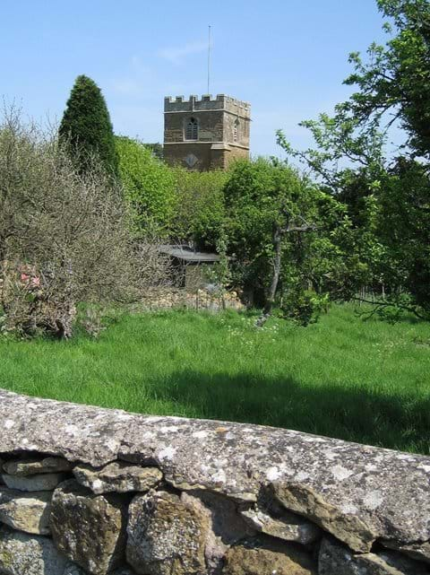 The Church of St Mary the Virgin, Ilmington