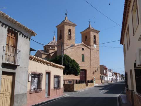 Santa Maria de Nieva.