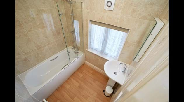Bathroom - we have a separate toilet on the first floor landing!