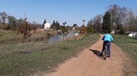 Canal du Midi cycle path
