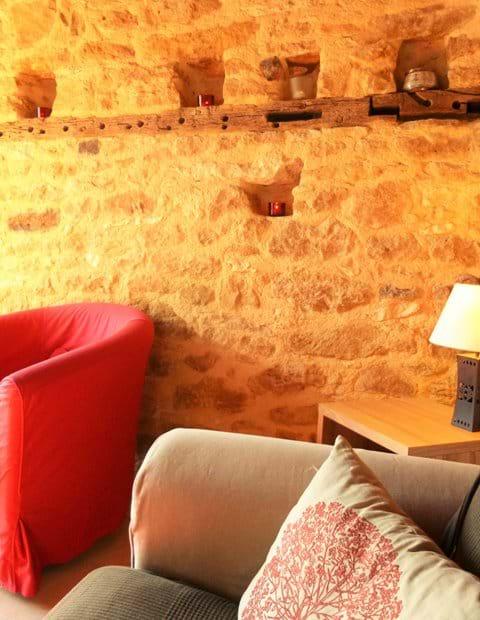 gite full of charm near Lascaux caves in Dordogne