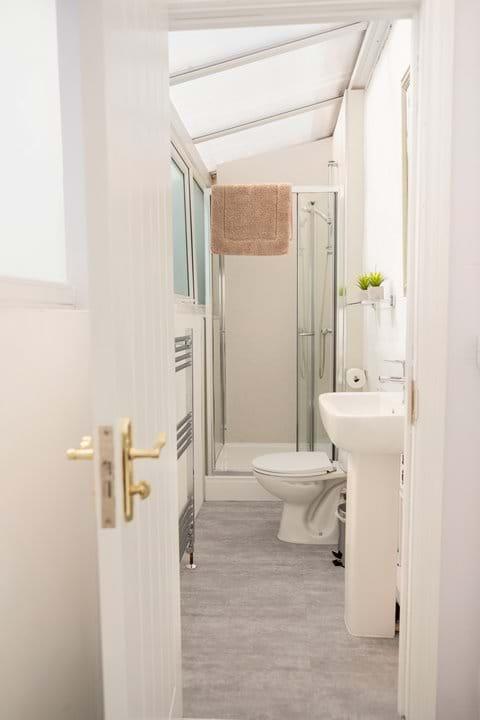 Brand new 1st Floor family bathroom