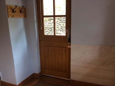 Stable door in Kitchen