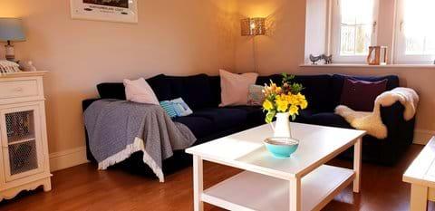 Comfortable sitting room