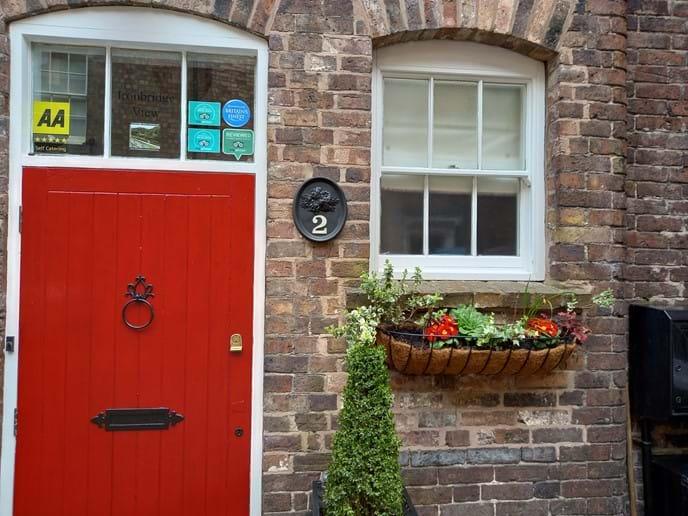 IRONBRIDGE VIEW TOWNHOUSE