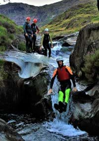Gorge Walking - Summitt to Savour