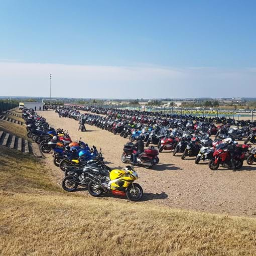 World Super Bike event at Magny Cours!