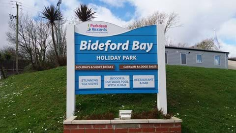 Welcome to Bideford Bay
