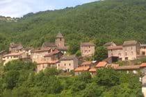 A pretty Tarn Valley village