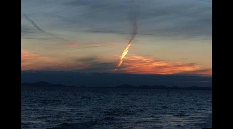 Sunset in Talybont - M Marshall
