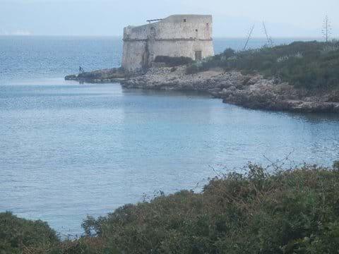 Lazzareto Tower