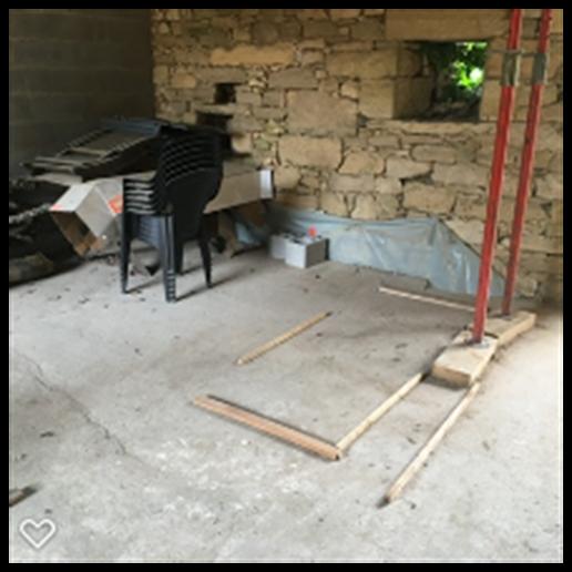 Oak Barn - lounge