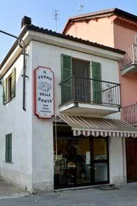 Local village bakery