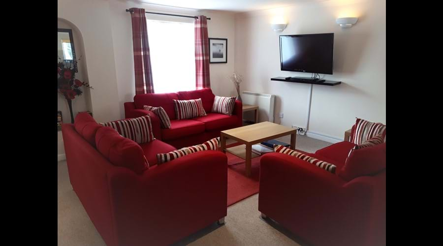 Open Plan Lounge Cottage AG35