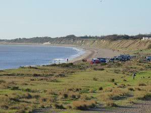 Pakefield Bay