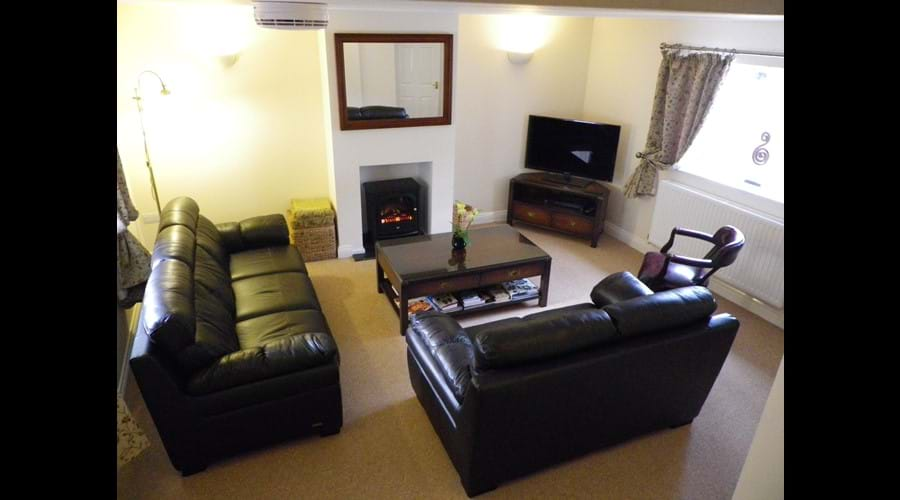 Holiday Cottage living room