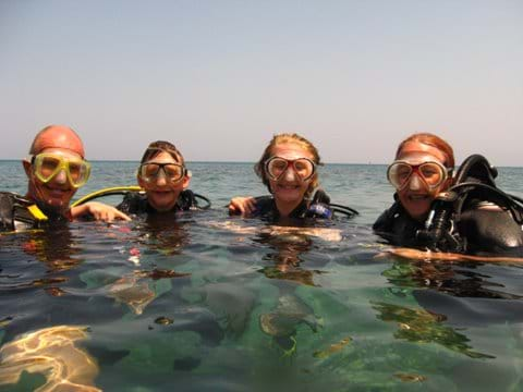 "Try diving in the beautiful waters with ""Cyprus Diving Adventures"" located in Pissouri Village."