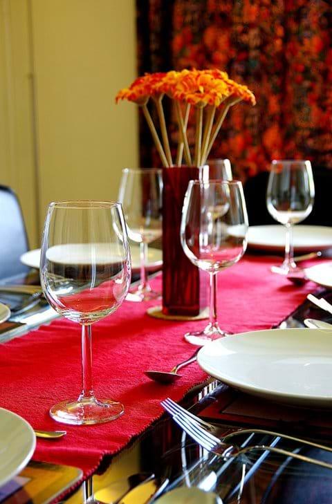 Dining at Murmur Aeron